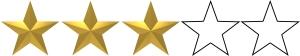 3 Stars