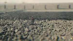 Ant-Man-Microverse-Photo-Scott-Lang-on-Rocks