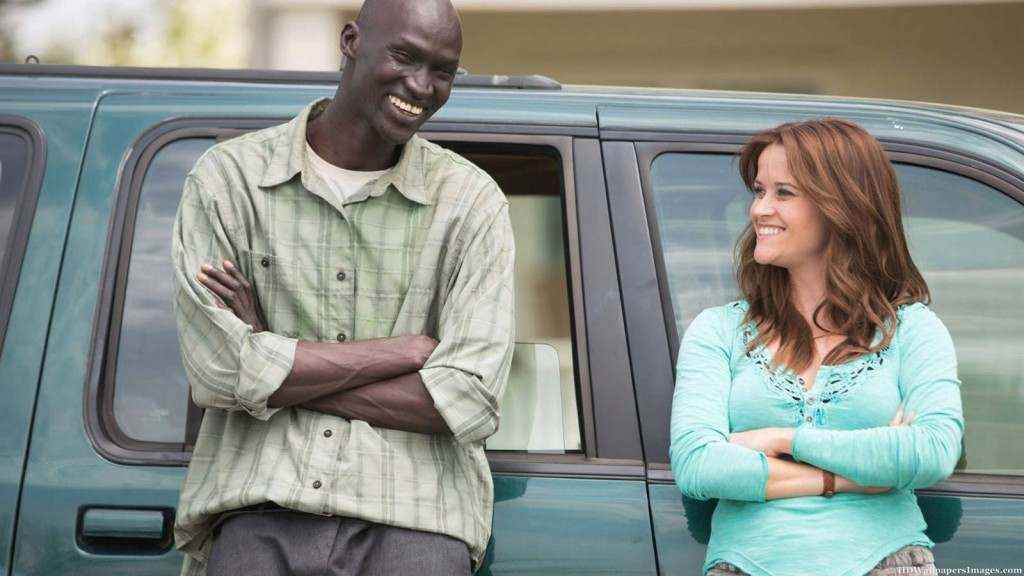 ger duany and reese witherspoon THE GOOD LIE