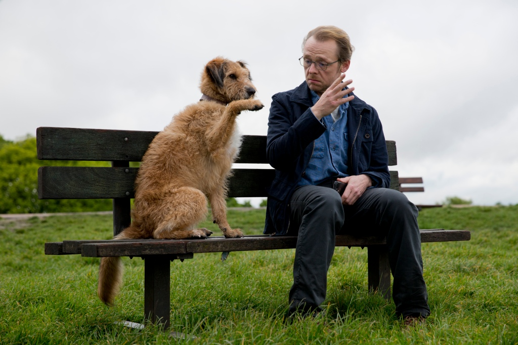 simon pegg in ABSOLUTELY ANYTHING
