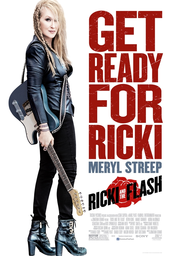 9 Ricki and the Flash