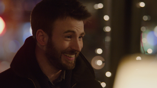 CHRIS EVANS _BEFORE WE GO