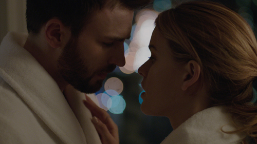 CHRIS EVANS AND ALICE EVER - BEFORE WE GO