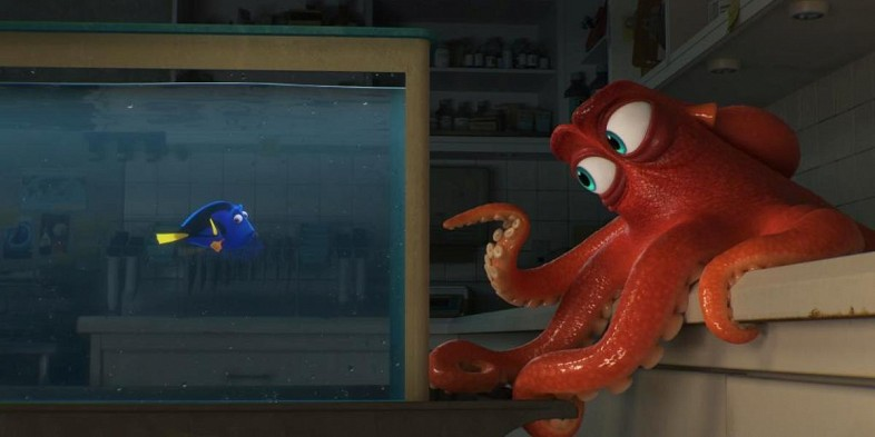 D23 Finding Dory