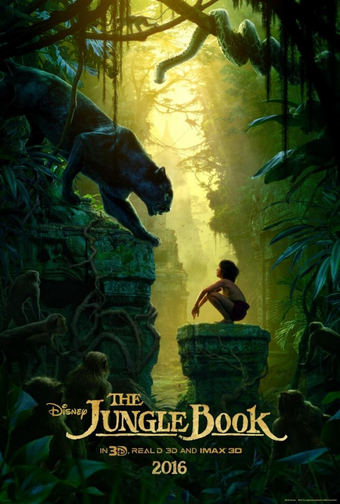 D23 The Jungle Book