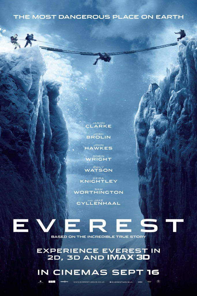 EVEREST - Action Poster