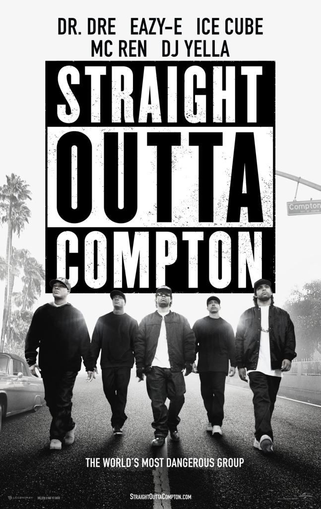 30 Straight Outta Compton
