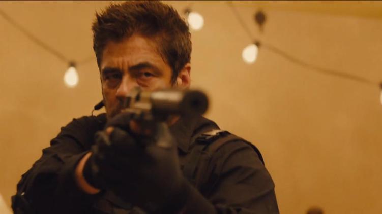 Benicio Del Toro Sicario