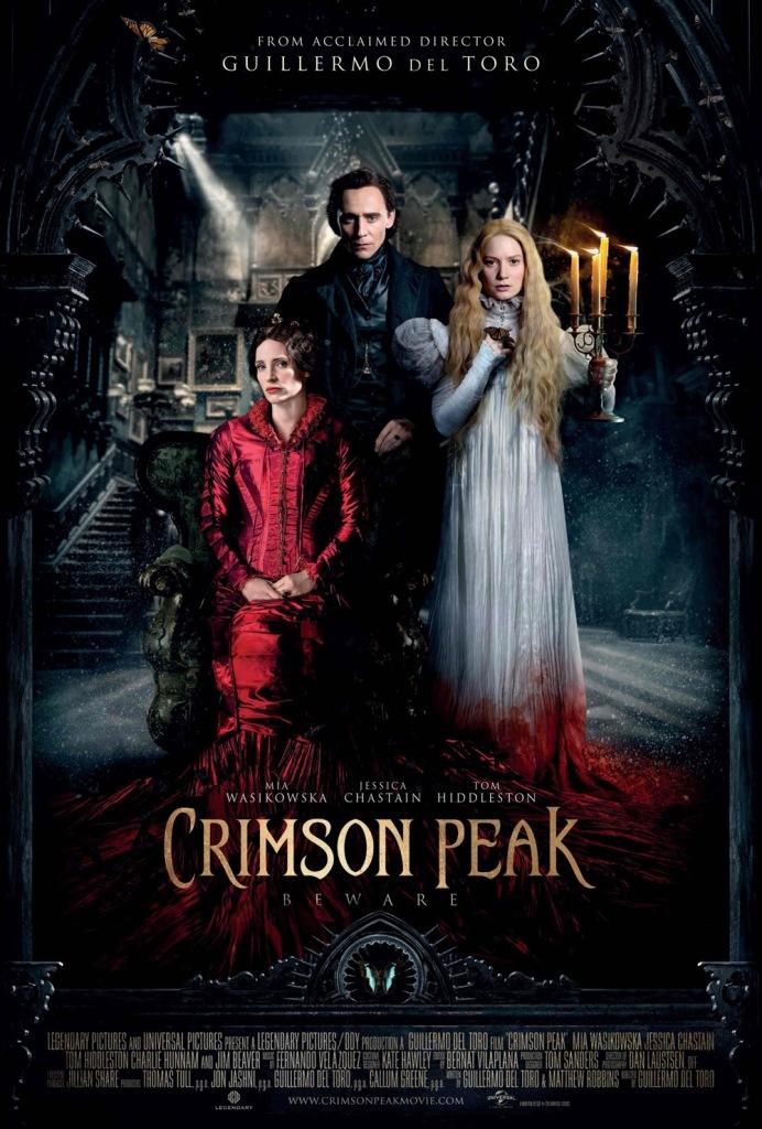 Crimson Peak Poster