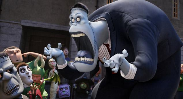Top Comedians Bring Funny Back To Monsters In Hotel Transylvania 2