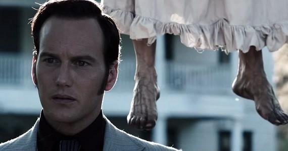 James Wan Begins Shooting the Highly-Anticipated Horror ... Vera Farmiga Children