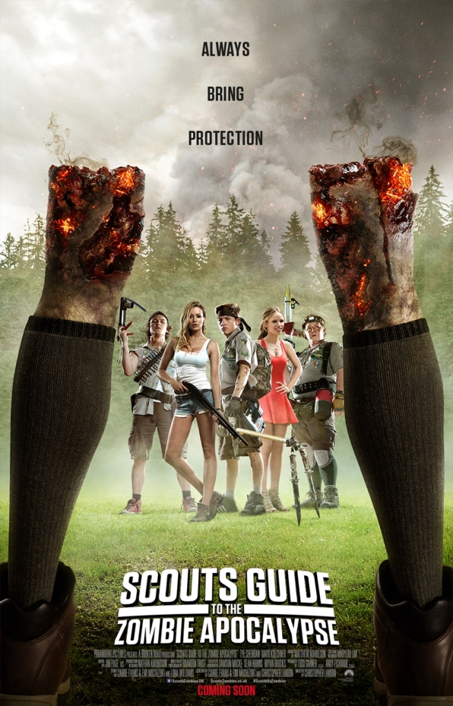 11 Scouts Guide to the Zombie Apocalypse