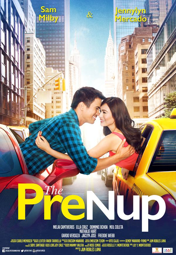 The Prenup (2015) HDRip