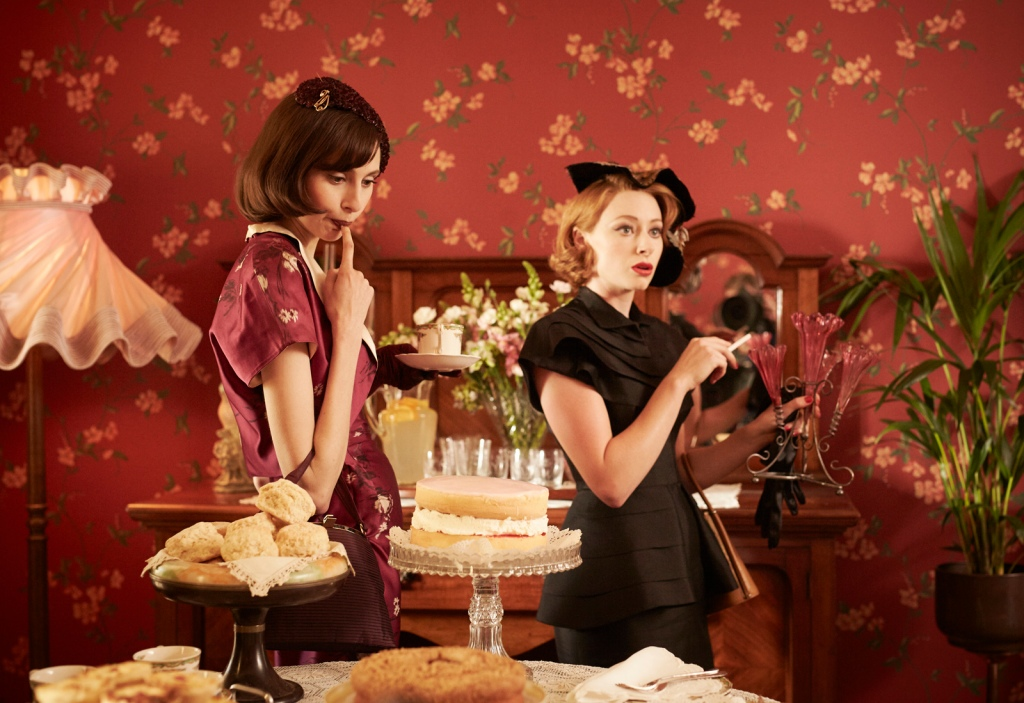 a scene from THE DRESSMAKER