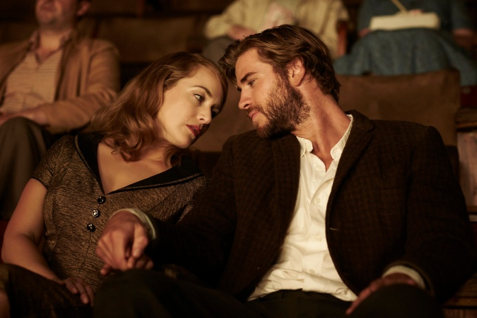 kate winslet & liam hemsworth THE DRESSMAKER
