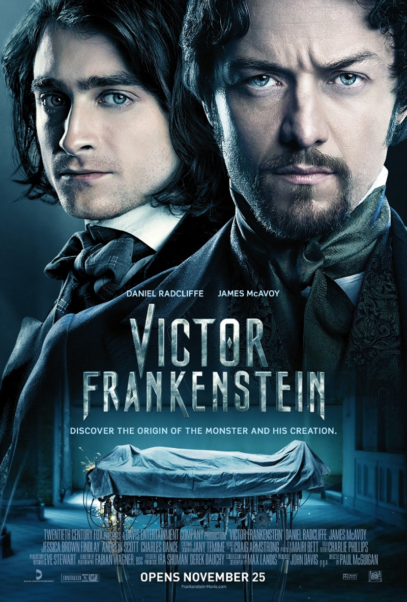 Victor Frankenstien and his Creator Comparision?