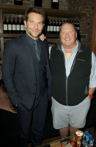 bradley cooper and mario batali BURNT