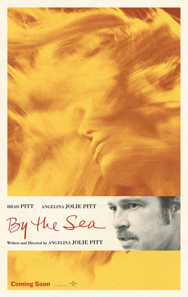 By The Sea Poster