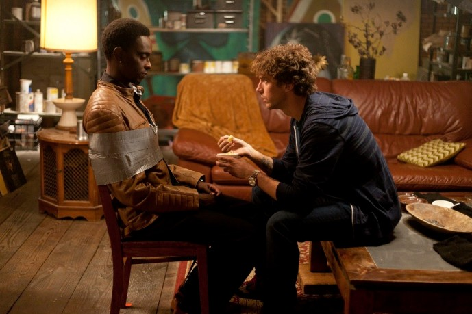edi gathegi and dan stevens CRIMINAL ACTIVITIES