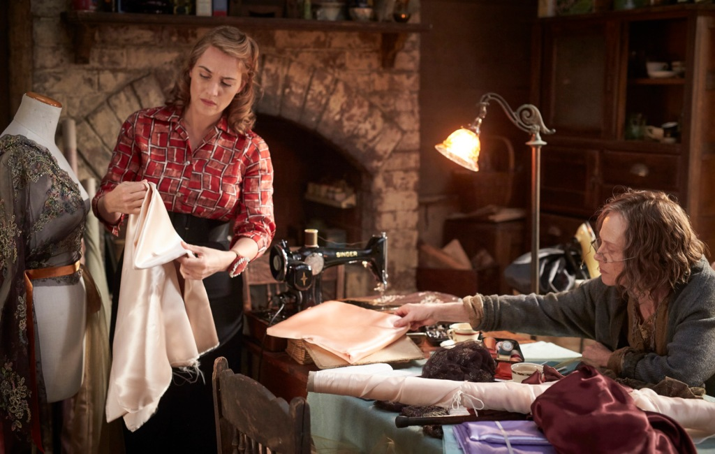kate winslet and judy davis THE DRESSMAKER