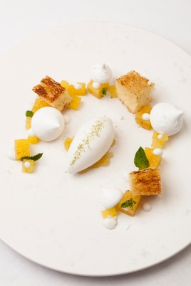 Pineapple Perdu Coconut