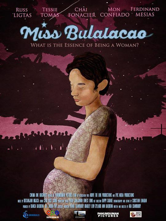 Poster Miss Bulalacao