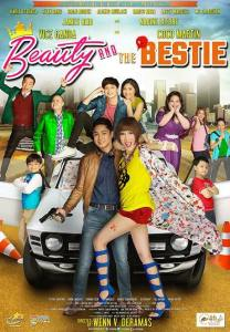 Beauty and the Bestie Poster