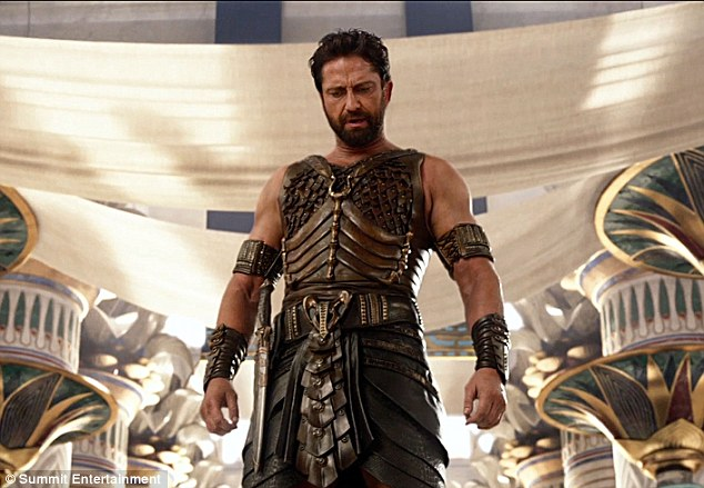Gerard Butler Flexes Muscles Anew In Mythological Action Film Gods