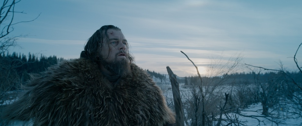 Leonardo DiCaprio in THE REVENANT (1)