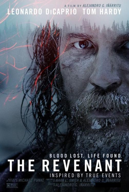 The Revenant Tom Hardy poster