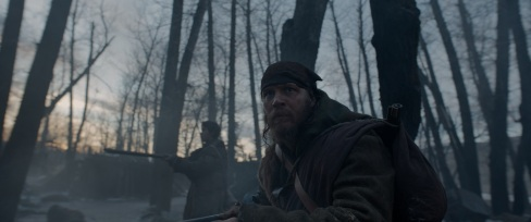 Tom Hardy in THE REVENANT (1)