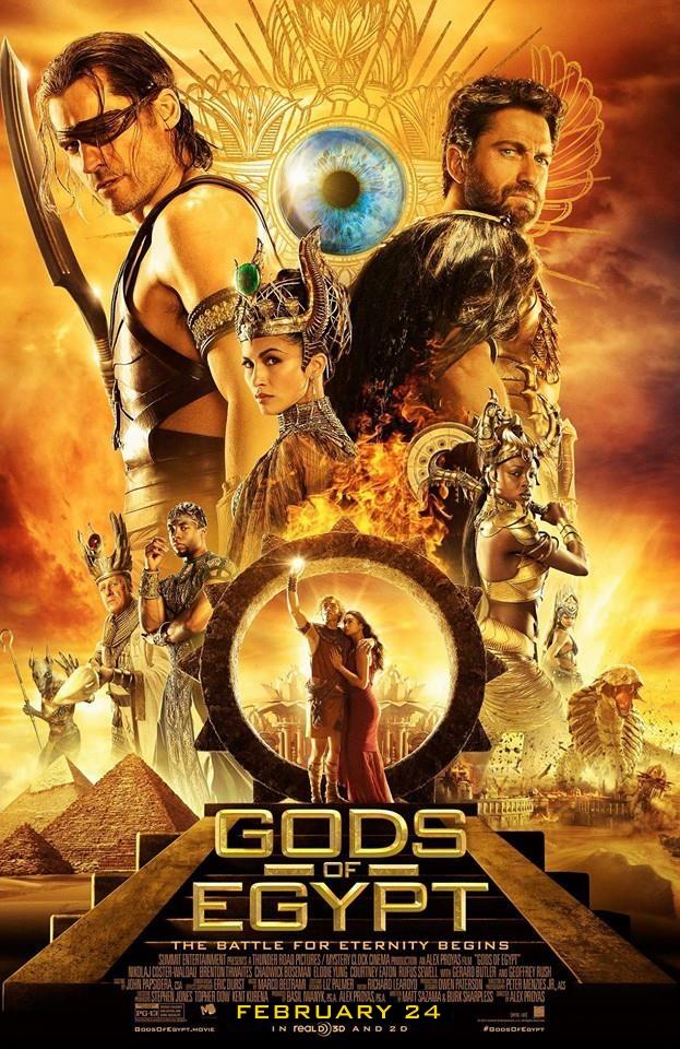 24 Gods of Egypt