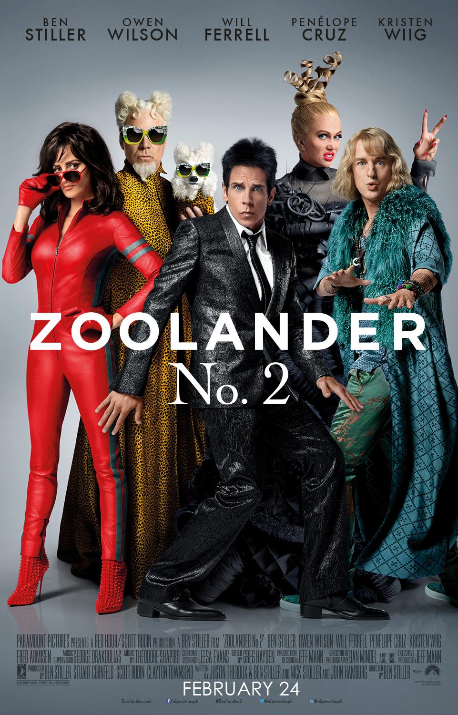 24 Zoolander 2