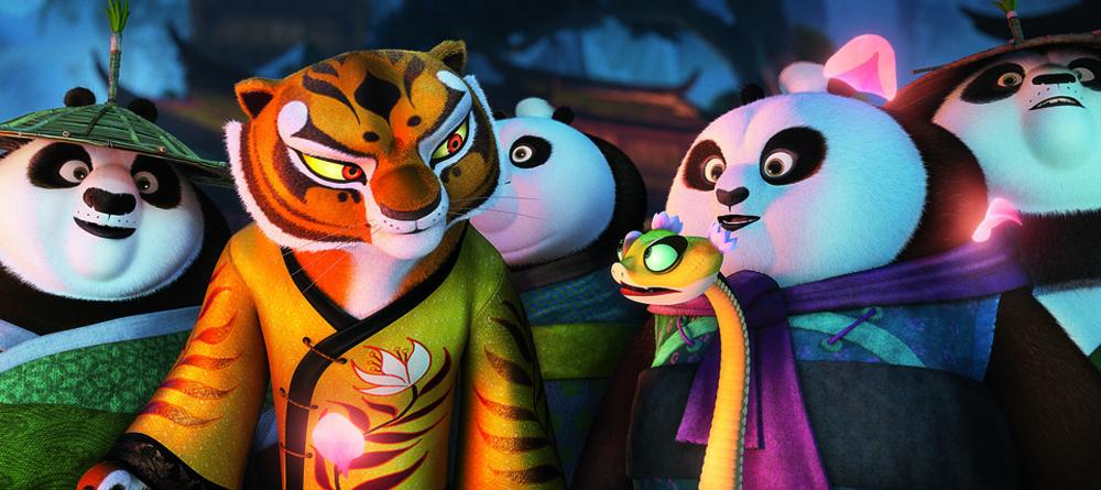 Angelina Jolie Pitt Back In Kung Fu Panda 3 As Tigress Pelikula Mania