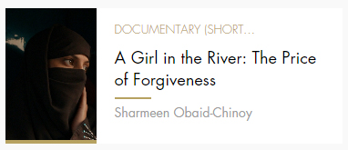 Documentary Short A Girl in the River