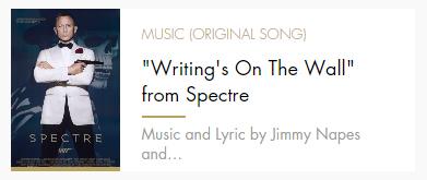 Original Song Spectre