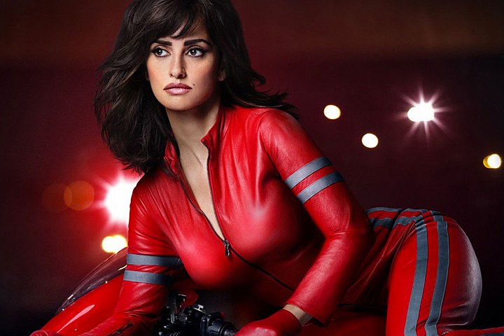 Sexy pics of penelope cruz