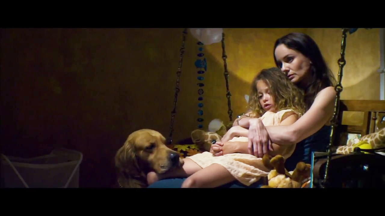 sofia rosinsky and srah wayne callies in THE OTHER SIDE OF THE DOOR