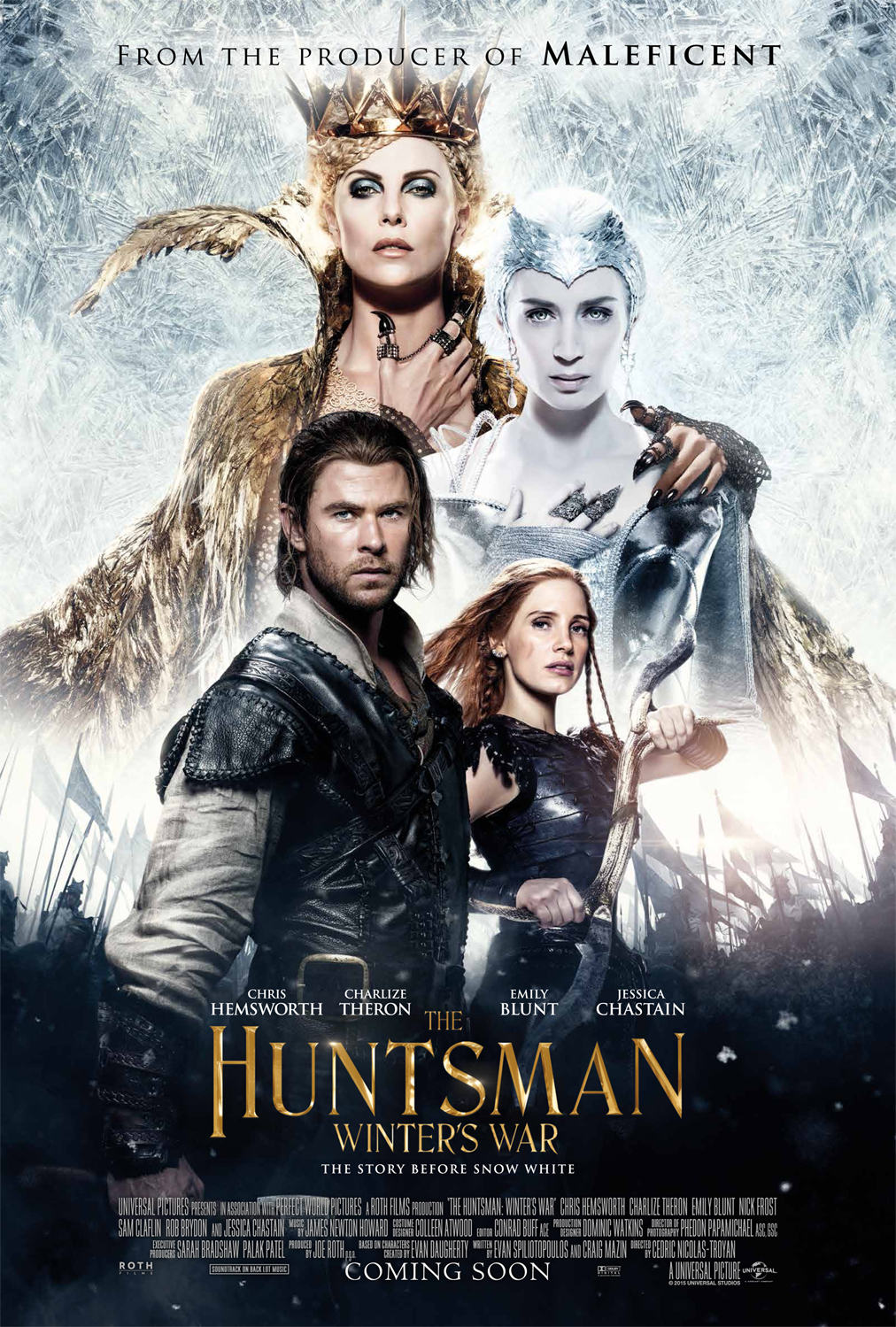Huntsman Reg 1 Sheet