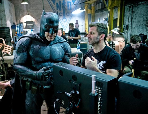 Zack Snyder BvS 01