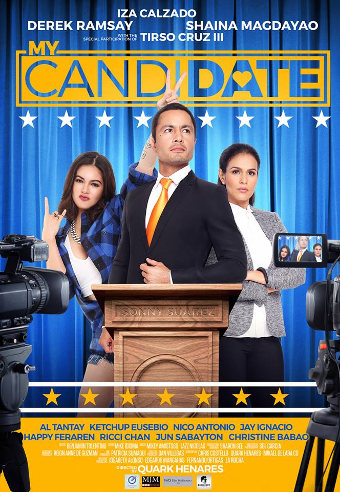 11 My Candidate