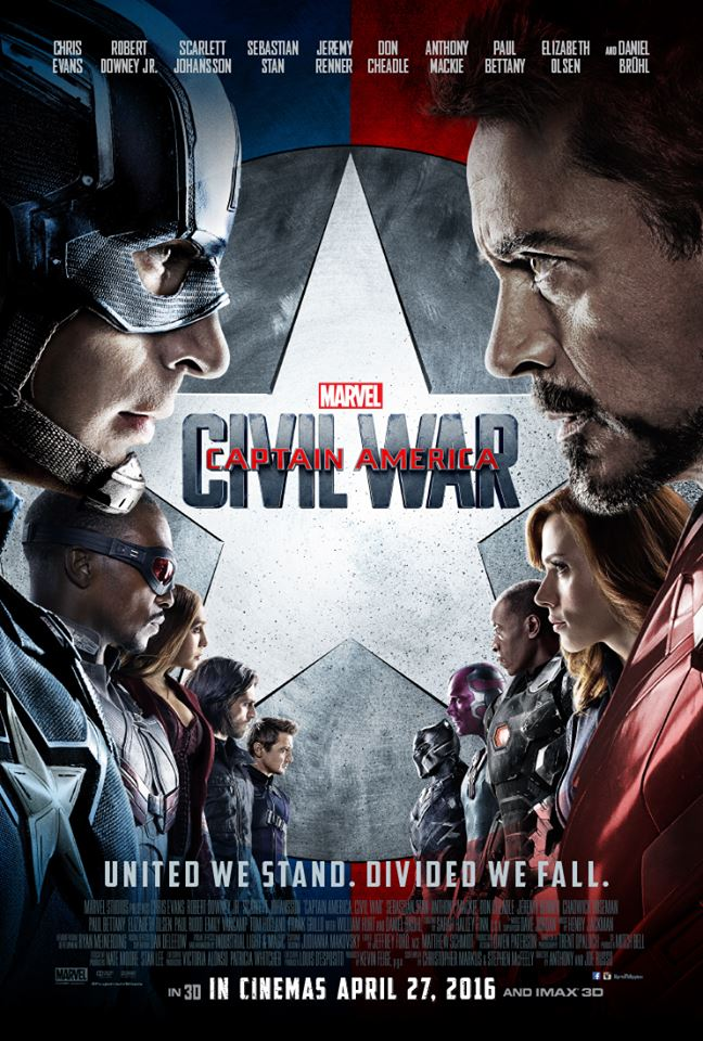 27 Captain America Civil War