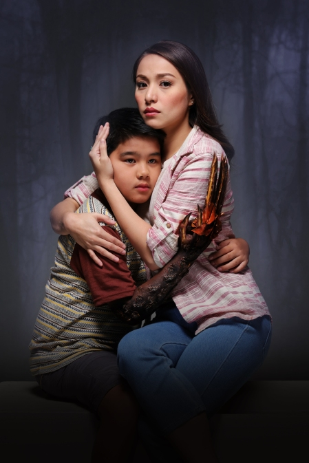 ELEMENTO PUBLICITY PHOTOS (2) - Cristine Reyes and Albert Si