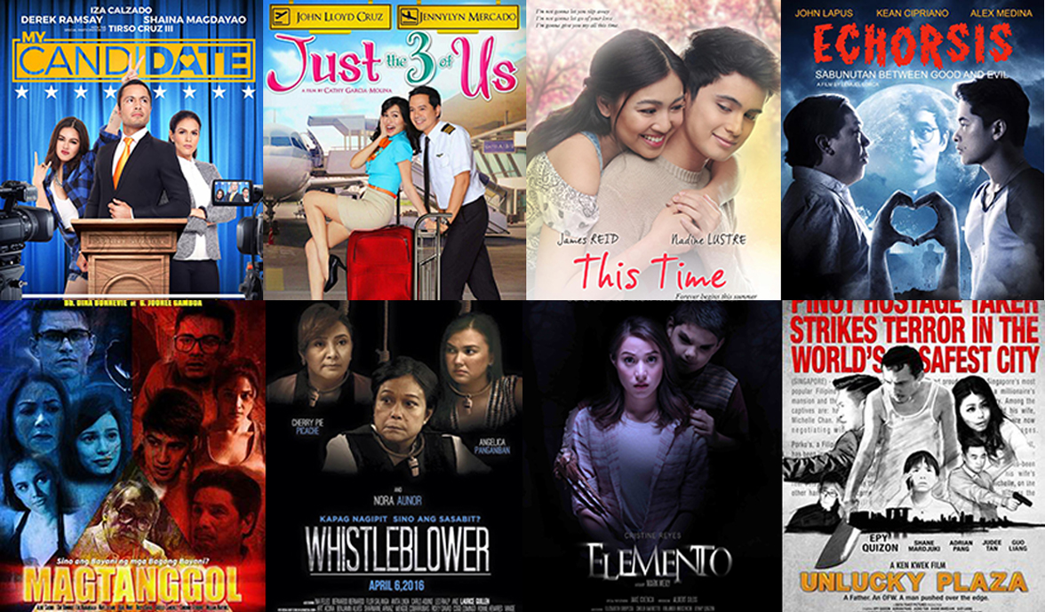 latest filipino movies 2016