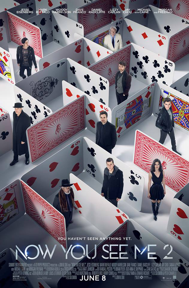 8 Now You See Me 2
