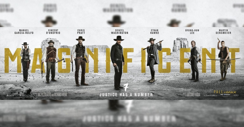 The Magnificent Seven (2016) Watch Online Full Movie