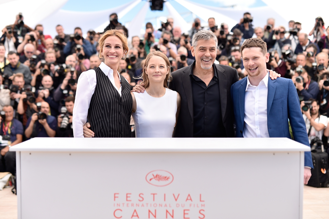"""""""Money Monster"""" Photocall - The 69th Annual Cannes Film Festival"""