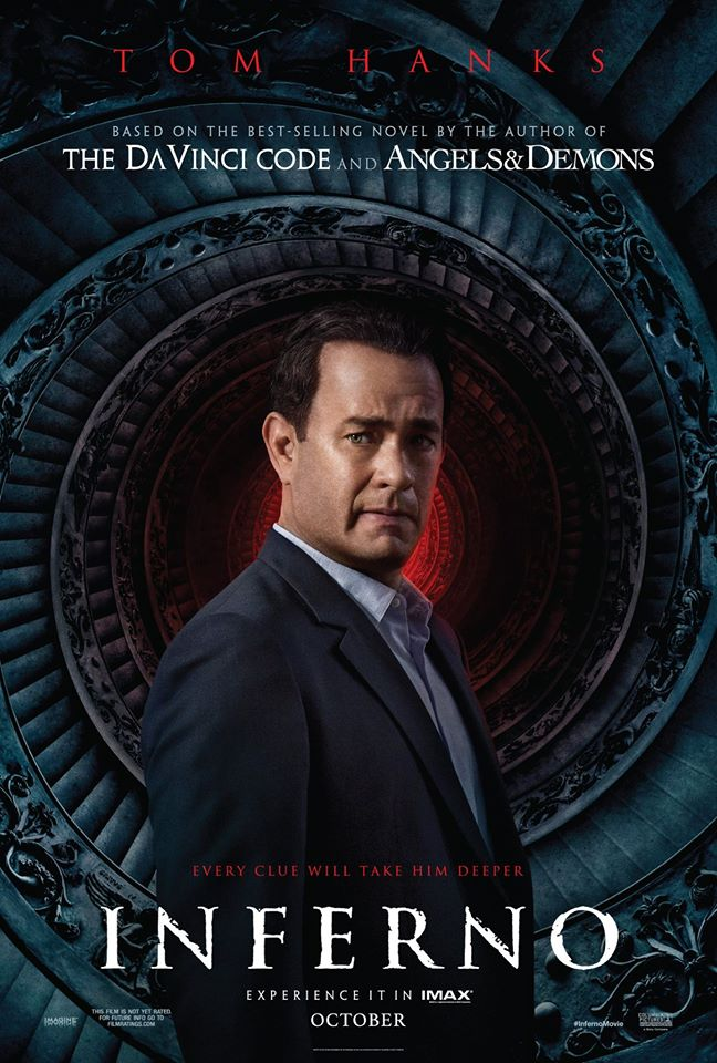Inferno IMAX Poster