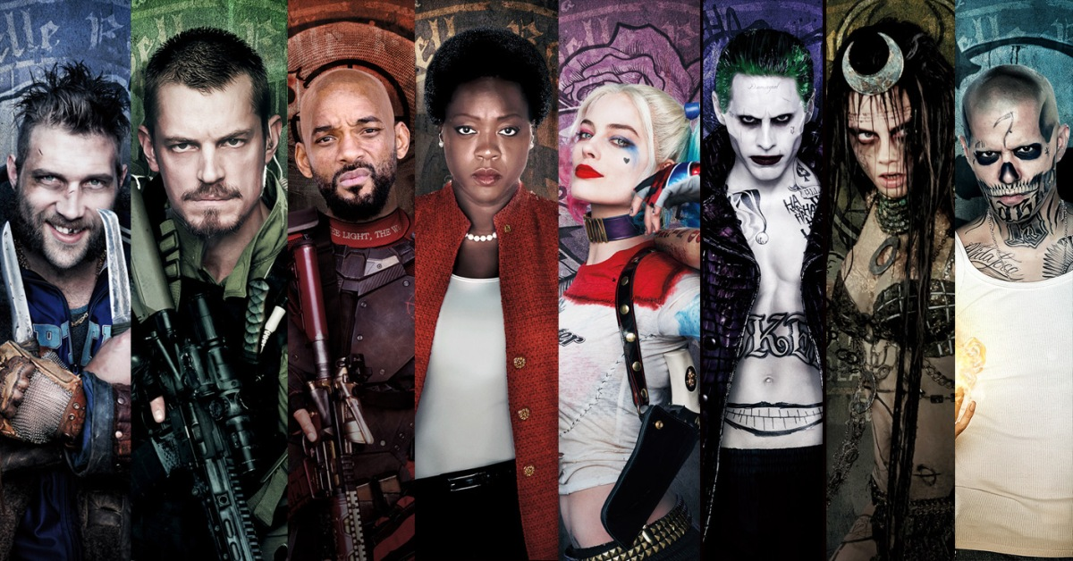 SJMF: My Picks - Suicide Squad 2 Pitch is BvS Done Right!