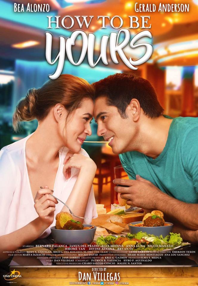 How To Be Yours (2016)